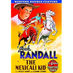 Western Double Feature: Tombstone Terror (1934) / Mexicali Kid (1938)