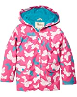 Hatley Girls Butterflies Raincoat