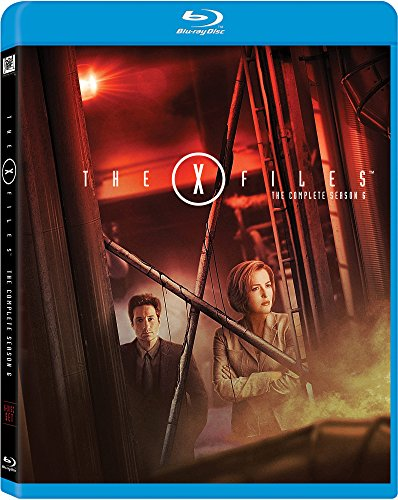 X-files, The Complete Season 6 Blu-ray