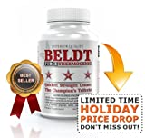 NEW! BELDT: Force Thermogenic - Best Selling Fat Burner, Weight Loss Pills, Energy, Focus, Metabolism Boost, Fitness Supplement - Used By Elite Fighters, Because It's Made For Elite Fighters