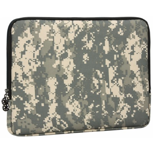 13 inch Army ACU Digital Camouflage Computer Laptop Notebook Sleeve Slip Case Bag for most of MacBook Acer Asus Dell HP Lenovo Sony