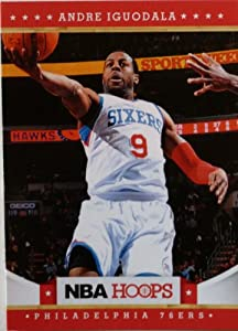 2012-13 Panini Hoops #23 Andre Iguodala Trading Card in a Protective Case -... by Hoops