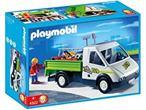 Playmobil Pick-Up Truck