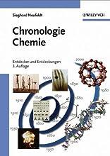 Chronologie Chemie Vom Wasser German Edition