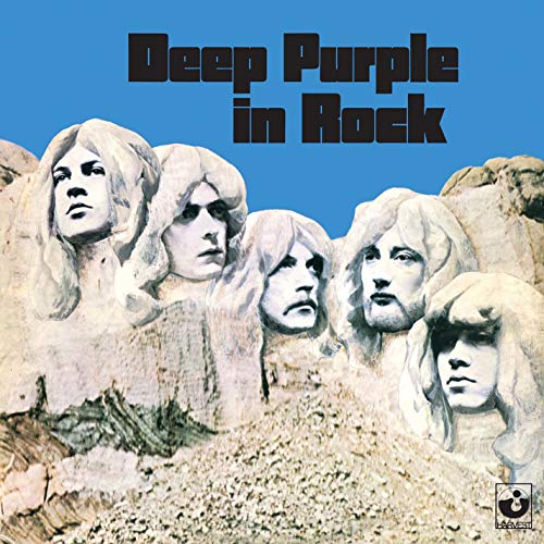 Vinilo : Deep Purple - In Rock (180 Gram Vinyl, Colored Vinyl, Purple, Remastered)