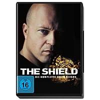 The Shield - Die komplette erste Season (4 DVDs)