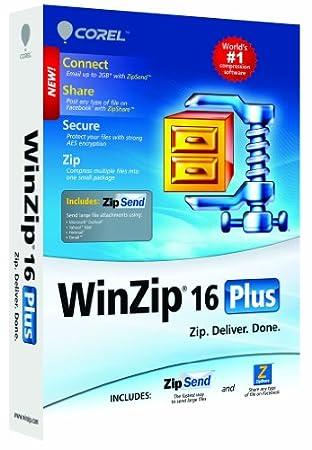 WinZip 16 Standard Plus