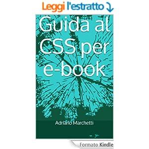Guida al CSS per e-book