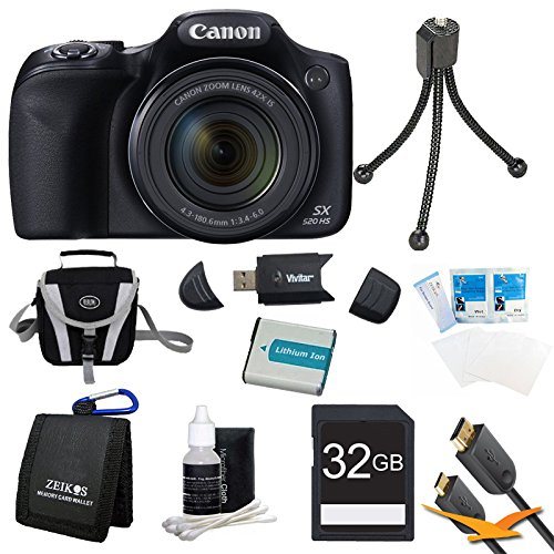 Canon Powershot SX520 HS 16.0 best price