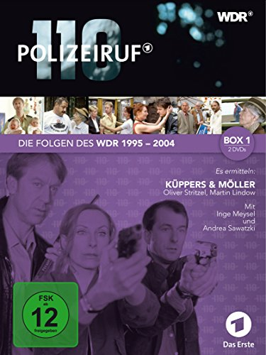 Polizeiruf 110 - WDR Box 1 [2 DVDs]