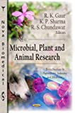 img - for Microbial, Plant and Animal Research (Biotechnology in Agriculture, Industry and Medicine) book / textbook / text book