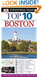 Eyewitness Travel Guides Top Ten Boston