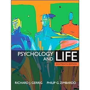 VangoNotes for Psychology and Life, 18/e | [Richard Gerrig, Philip Zimbardo]