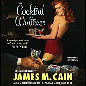 The Cocktail Waitress Audiobook