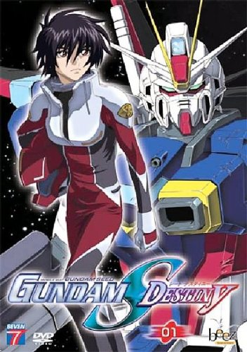 Mobile Suit Gundam Seed - Destiny Vol.1 [DVD]