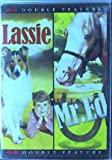 Lassie (The Trial & The Tree House) and Mr. Ed (Ed Gets the Message and The Wonderful World of Wilbur Pope [pilot])