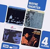 Boxed Set 4CD Night Dreamer/Juju/Speak no Evil/Adam's Apple by Wayne Shorter (2000-10-17)