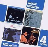 Boxed Set 4CD Night Dreamer/Juju/Speak no Evil/Adam's Apple by Wayne Shorter (2000-10-17)
