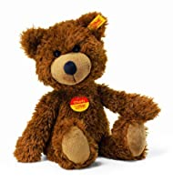 Steiff Charly Dangling Teddy Bear Plush, Brown, 16cm from Steiff