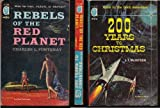 200 Years to Christmas / Rebels of the Red Planet (Vintage Ace Double, F-113)