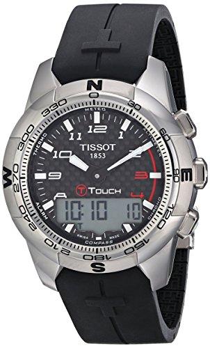 Tissot Herren-Armbanduhr T-TOUCH T0474204720700