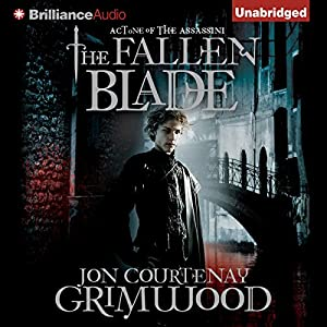 The Fallen Blade Audiobook