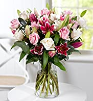 Extra Large Rose & Lily Bouquet