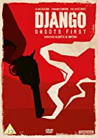 Django Shoots First [DVD] [1966]