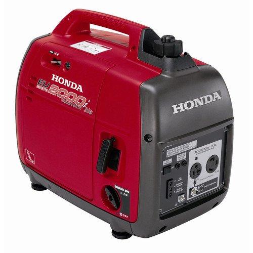 HONDA EU2000i Companion Inverter Generator, 1600W (Honda Portable Generator Eu2000i compare prices)