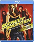 Street Fighter: The Legend of Chun-Li (Unleashed and Unrated) [Blu-ray] by 20th Century Fox