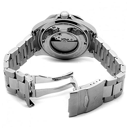 Invicta Herren-Armbanduhr XL Automatik Edelstahl 3045 2