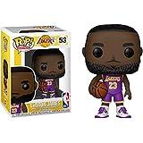 Funko Pop! Basketball Lebron James Purple Lakers Uniform (Color: Purple)