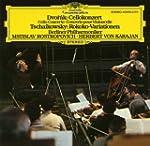 Dvorak: Cello Concerto / Tchaikovsky:...