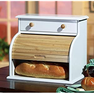 Roll Top Bread Box Plans http://breadboxplansdot.blogspot.com/2012/03/white-wooden-roll-top-bread-box-with.html