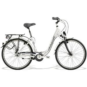 Halcyon Aquilla VTSS Deep Trekking Bike - 19 Inch
