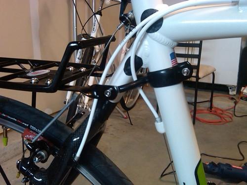 Amazon.com : Sunlite Bike Rack Monostay Adapter : Sports