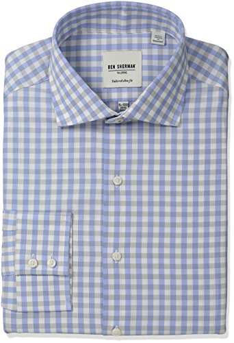 ben-sherman-mens-exploded-gingham-shirt-with-royal-spread-collar-light-blue-grey-165-neck-32-33-slee