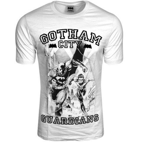 DC Comics -  T-shirt - Uomo Batman Gotham City Guardians Small