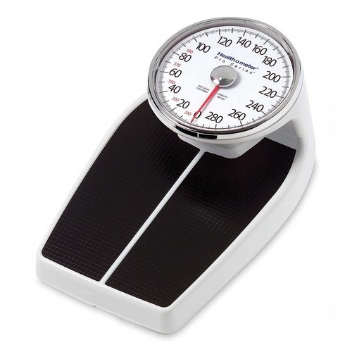 Cheap Health o Meter Large Raised Dial Scale – White, Black (0912S160LBS0912)