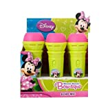 Minnie Mouse Bow-Tique Echo Microphones (12 Pack) [Toy]
