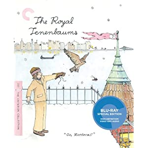 The Royal Tenenbaums (The Criterion Collection) [Blu-ray] $17.56