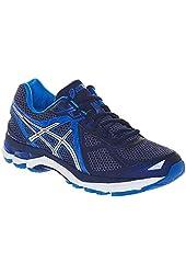 Asics GT-2000 3 Road Running Shoes - Men's - Indigo Blue White Electric Blue - M: US 9 / UK 8 / EU 42.5
