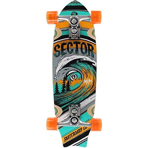 sector-9-wavepark-anaranjado-longboard-completo