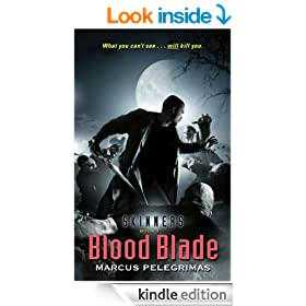 Blood Blade (Skinners, Book 1)