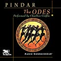 The Odes of Pindar (       UNABRIDGED) by  Pindar Narrated by Charlton Griffin