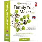 Family Tree Maker 2009 Deluxe (PC CD)by Avanquest Software
