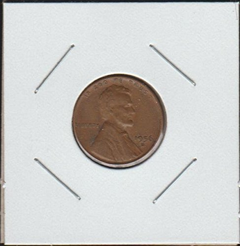 1956 D Lincoln Wheat (1909-1958) Penny Choice About Uncirculated Details (1956 D Penny compare prices)