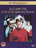 Il Computer Con Le Scarpe Da Tennis