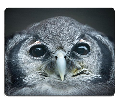 liili-mouse-pad-natural-rubber-mousepad-bubo-lacteus-also-known-as-giant-or-milky-eagle-owl-image-id