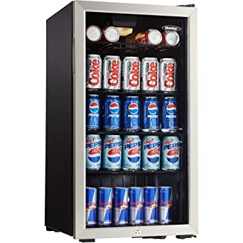 Danby DBC120BLS Beverage Center - Stainless Steel